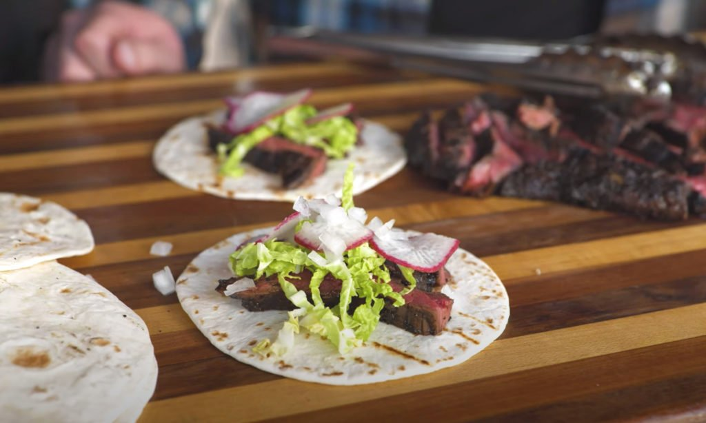 The Grill Dads Black Tuxedo Street Tacos