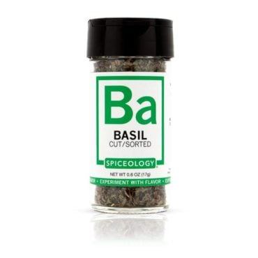Basil in 0.5oz Glass Jar
