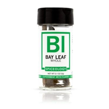 Bay Leaves in 0.13oz Glass Jar