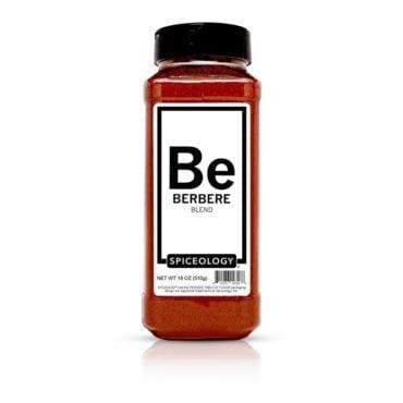 Berbere in 18oz container