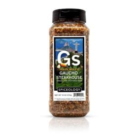 Derek Wolf Gaucho Steakhouse rub for bbq chicken breast, salmon and grilled pork chops 18oz