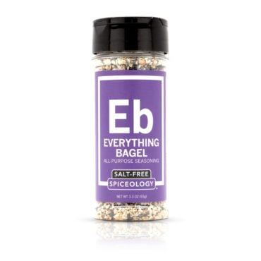 Everything But the Bagel salt-free seasoning 3.3oz