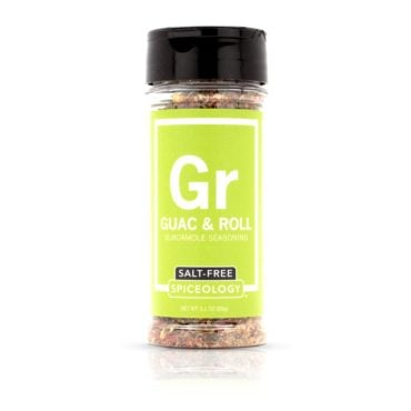 Guac and Roll salt-free seasoning 3.1oz