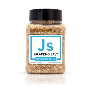 Jalapeno Salt in 16oz container