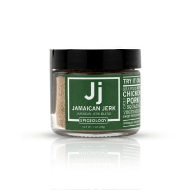 Global Flavors Jamaican Jerk seasoning in 1oz jar