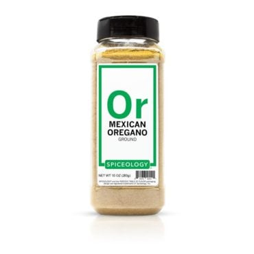 Mexican Oregano in 10oz container