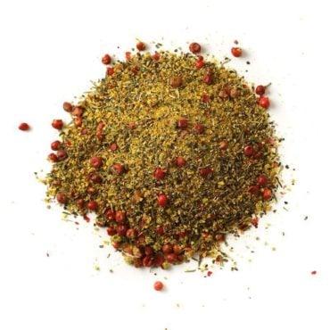 Lemon pepper no salt seasoning blend