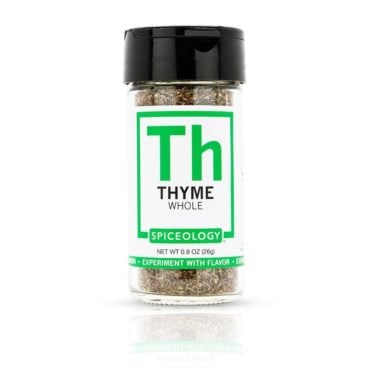 Thyme Leaves in 0.93oz Glass Jar