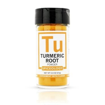 Turmeric Root Powder in 1.93oz Glass Jar