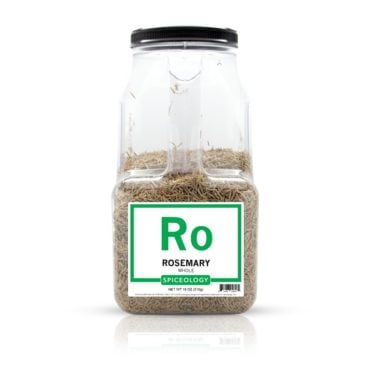 Rosemary, Whole in 18oz container