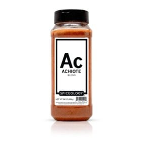 Achiote Powder or Recado Rojo in 24oz container