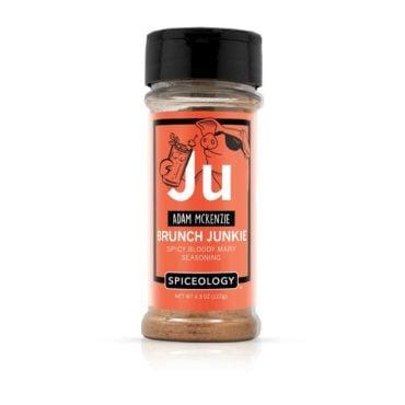 Adam McKenzie Brunch Junkie Spicy Bloody Mary in 5.5oz container