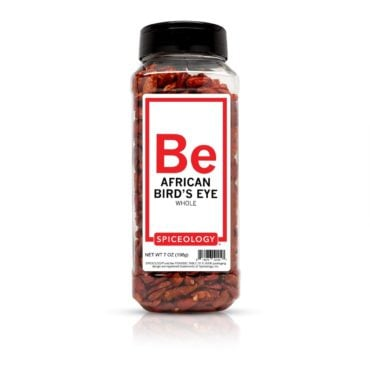 African Birds Eye Chile in 7oz container