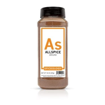 Allspice, Ground in 16oz container