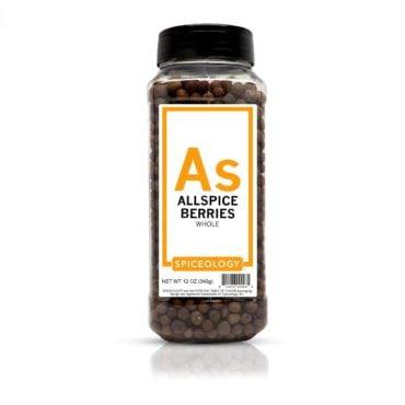 Allspice, Whole in 12oz container