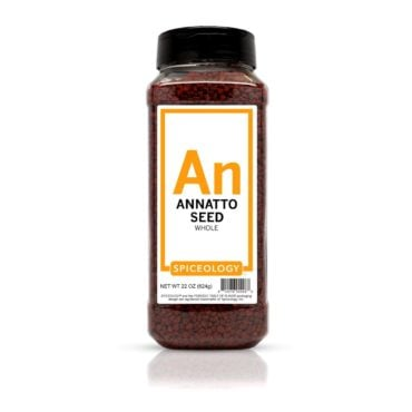 Annatto Seed in 22oz container