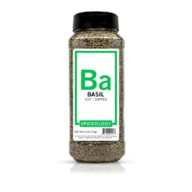 Basil Leaves in 4oz container