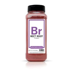 Beet Root Powder in 16oz container