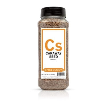 Caraway Seed in 16oz container