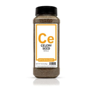 Celery Seed in 16oz container