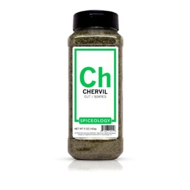 Chervil in 5oz containers