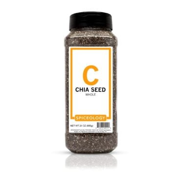Chia Seed in 24oz container