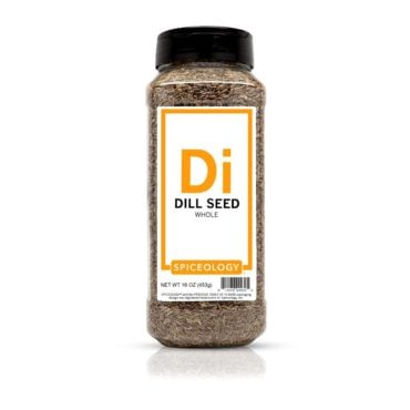 Dill Seed in 16oz container