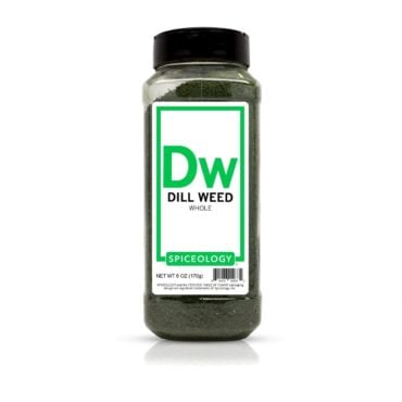 Dill Weed in 6oz container