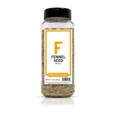 Fennel Seed in 14oz container