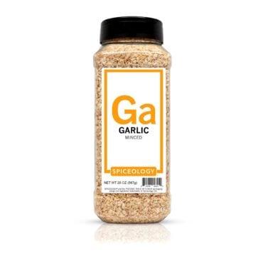 Minced Garlic in 20oz container