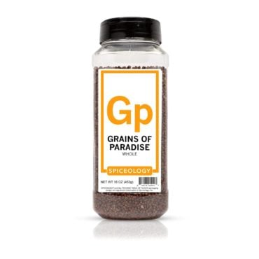 Grains of Paradise in 16oz container