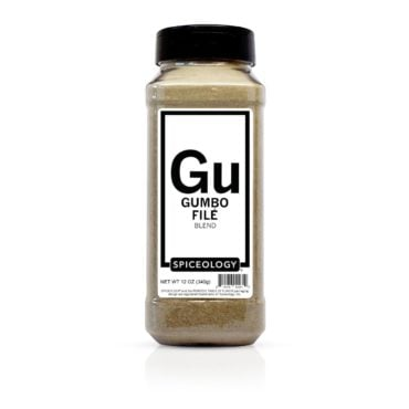 Gumbo File in 12oz container