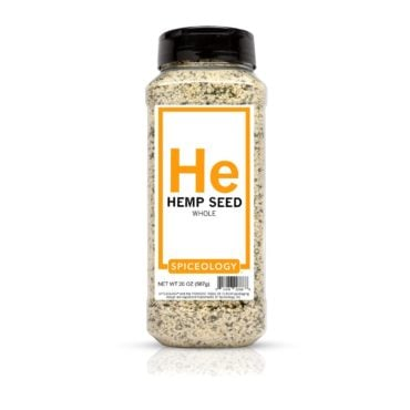 Hemp Seed in 20oz container