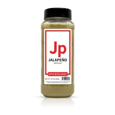 Jalapeno Powder in 16oz container