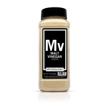 Malt Vinegar Powder in 14oz container