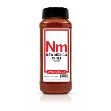 Chili Powder, New Mexico in 16oz container