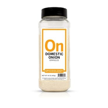 Granules Onion in 16oz container