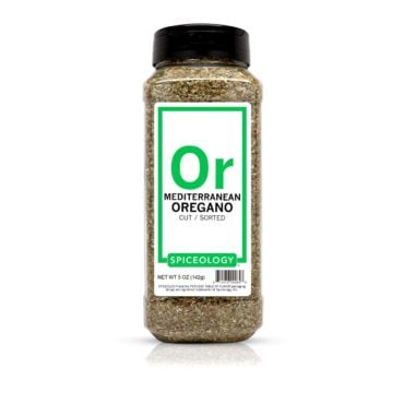 Oregano, Mediterranean in 5oz container
