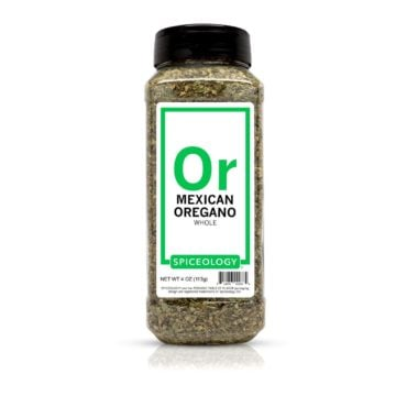 Oregano, Mexican in 4oz container
