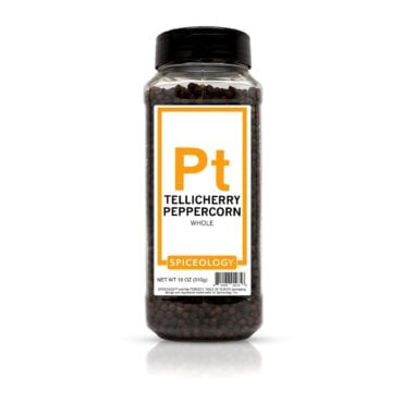Peppercorns, Tellicherry in 18oz container