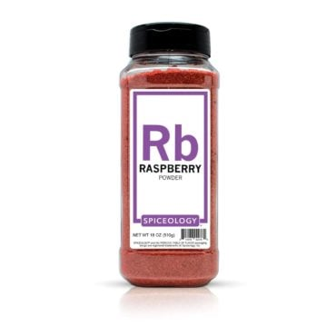 Raspberry Powder in 18oz container