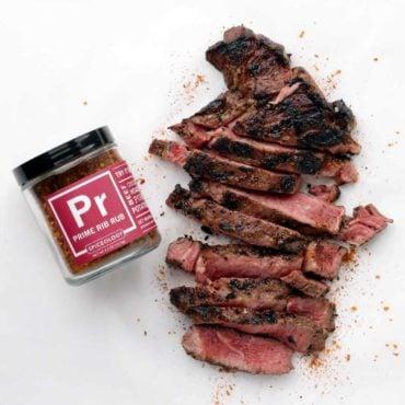 Rib Rub meat seasoning