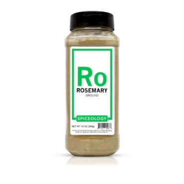 Rosemary, Ground in 12oz container
