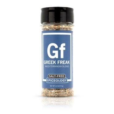 Greek Freak Mediterranean salt-free seasoning 2oz