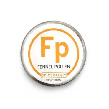 Fennel Pollen in 1oz container