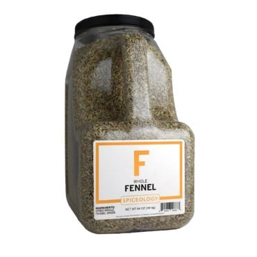 Fennel Seed in 64oz  container