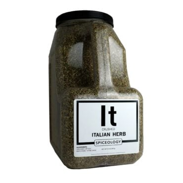 Italian Crushed Seasoning in 32oz container