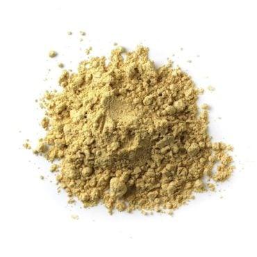 Ground Yellow Mustard for home cooking