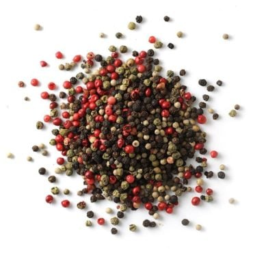 4 Mix Peppercorns for home cooking