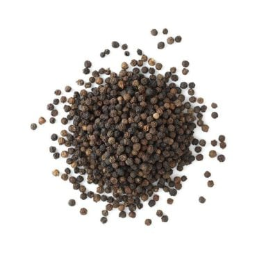 Peppercorns, Tellicherry for home cooking